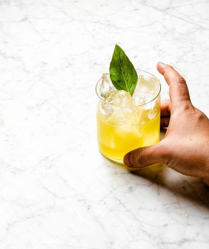 Cucumber, Grapefruit & Ginger Juice