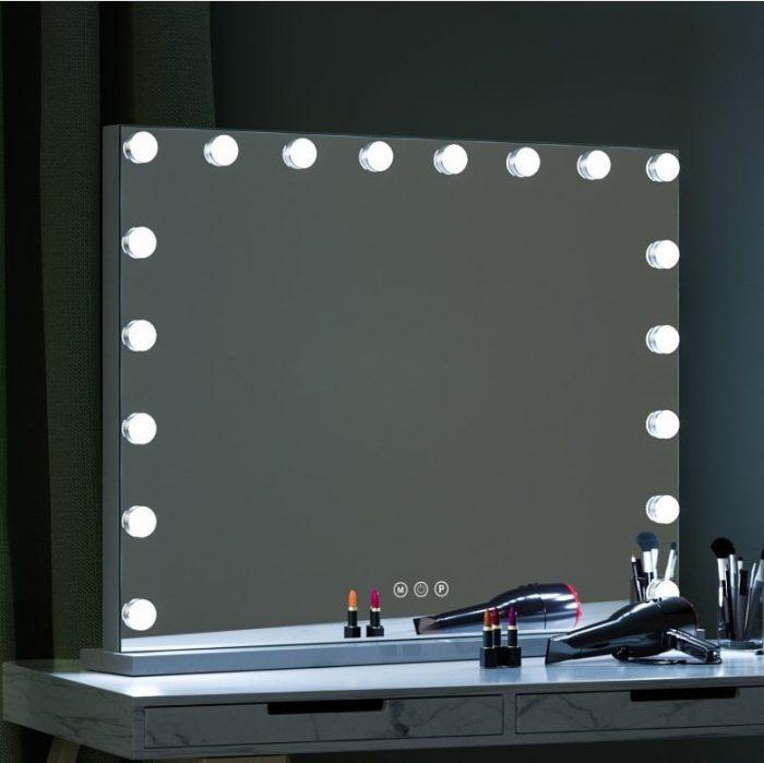 Claudette XL Hollywood Mirror
